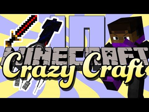 Full download crafting big bertha crazy craft minecraft for Crazy craft free download
