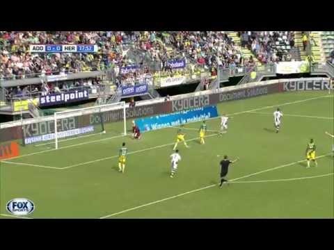 ADO Den Haag 0-1 Heracles Almelo (13-09-2015) - HIGHLIGHTS