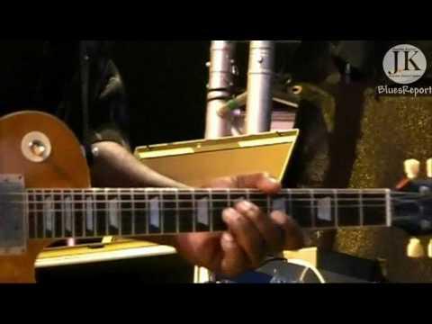 Michael Burks - House of the Rising Sun 18 Grolsch Bluesfestival Schöppingen