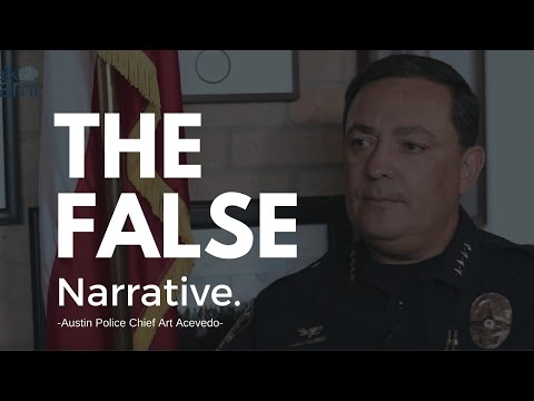 Former Austin Police Chief Art Acevedo talks about perception of policing-