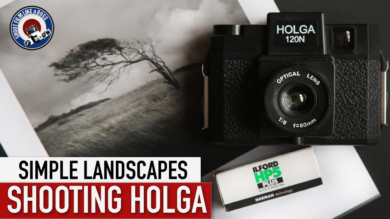 HOLGA 120N LANDSCAPES | ILFORD HP5