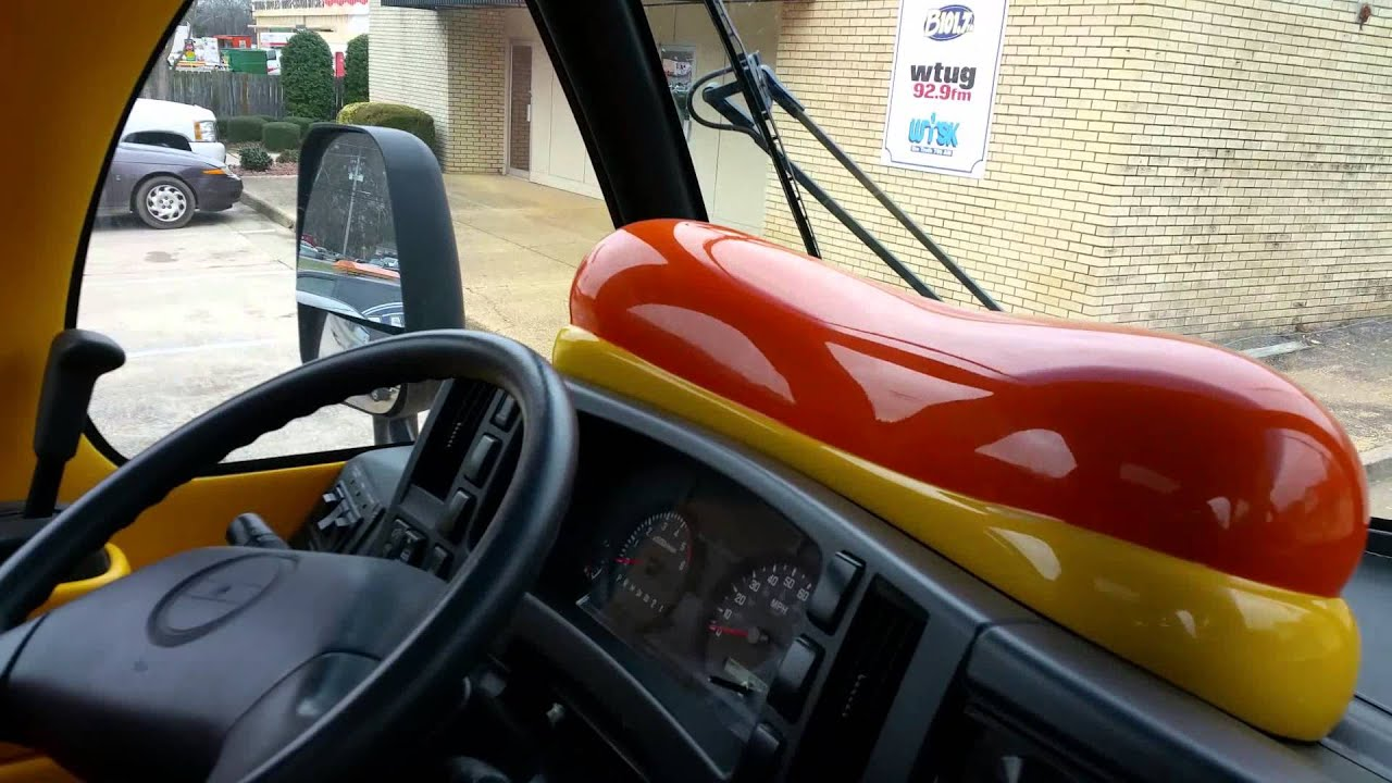 inside the oscar mayer wienermobile youtube. Black Bedroom Furniture Sets. Home Design Ideas