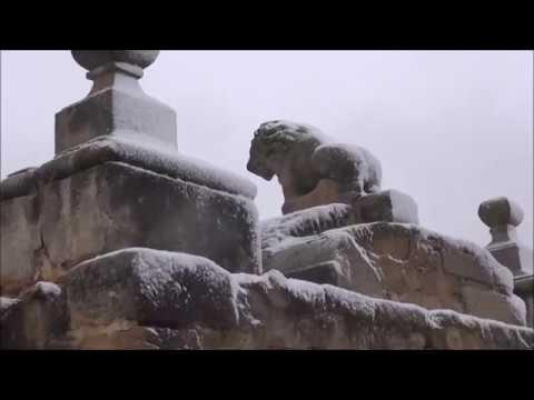 La SEU VELLA nevada (de nit i de dia)