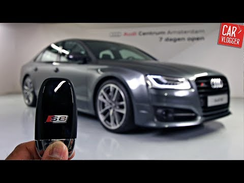 INSIDE the NEW Audi S8 Plus 2017 | Interior Exterior DETAILS w/ REVS streaming vf