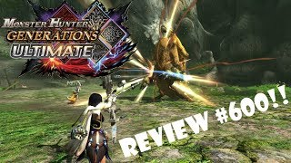Monster Hunter Generations Ultimate (Switch) Review (Video Game Video Review)