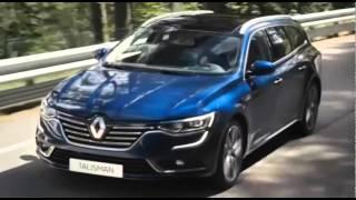 видео Renault представила новую модель Megan в кузове седан