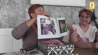 Наталья Алексеевна рассказывает о хобби. 14.11.2019