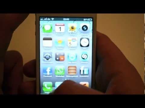 Must-have Cydia Jailbreak Apps 2012 iOS 5 (Deutsch:German) iPhone 4s