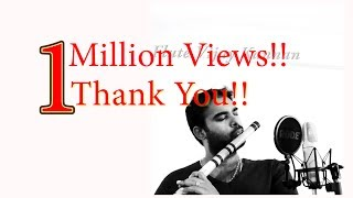 A R Rahman Medley - (Flute) - Munbe vaa and Kaatrae en vaasal (Paigham) - Vijay Kannan