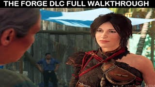 Shadow of the Tomb Raider The Forge DLC Walkthrough - No Commentary