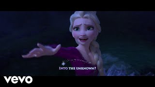 "Idina Menzel, AURORA - Into the Unknown (From ""Frozen 2""/Sing-Along)"