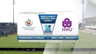 Varsity Football | TUT vs NWU | Highlights