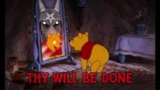 Satanic Winnie Pooh Igor Korneluk Ball of Satan