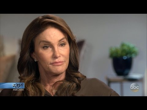 Caitlyn Jenner on deciding not to live a lie, what she learned: Part 2