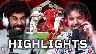 Liverpool 4-3 Leeds - GOAL REACTIONS!