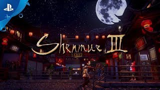 Shenmue III - E3 2019 Trailer | PS4