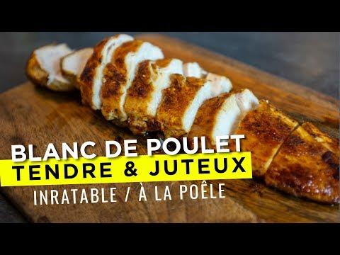 cuire-un-blanc-de-poulet-bien-tendre-et-juteux-(inratable-!)