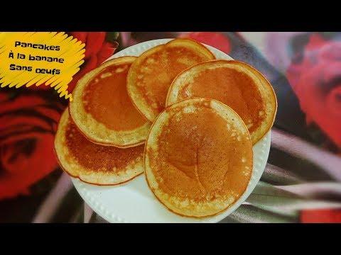 recette-facile-et-rapide-de-pancakes-À-la-banane-sans-Œufs