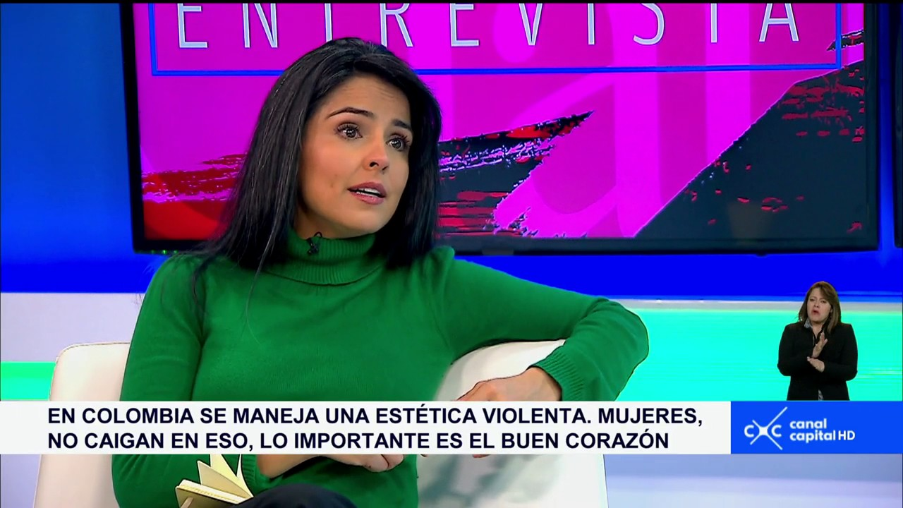 Entrevista claudia palacios mar a jim nez pac fico - Youtube maria jimenez ...