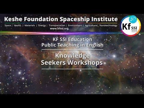 207th Knowledge Seekers Workshop Jan 18, 2018