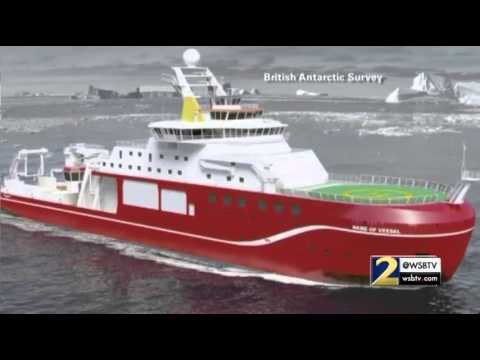 Boaty McBoatface wins naming contest for new research vessel