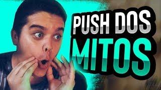 PUSH DOS MITOS! COCA RX  VINI™  NO PUSH PARA TOP GLOBAL! CLASH ROYALE thumbnail