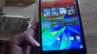Samsung Galaxy Tab 4 NOOK UNBOXING