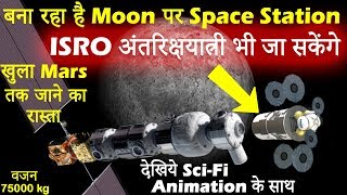 NASA Moon Space Station | Open For ISRO | Mars Space Gateway | ISRO News in Hindi | Space News Hindi