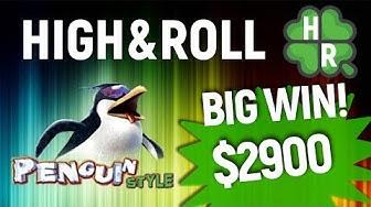 Play Penguin Style Slot Machine Online (EGT) Free Bonus Game