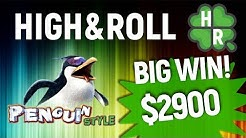 Play Penguin Style Slot Machine Online (EGT) Free Bonus Game