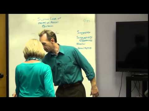 FREE Hypnosis Lecture: Instant Inductions Instantly! San Diego Hypnosis Training