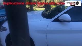 Duplicazione chiave keyles Alfa Romeo Giulia Q4
