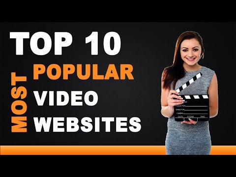 Best Video Websites - Top 10 List