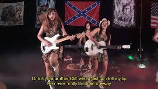 The Country Sisters - Achy, Breaky Heart (Ondertiteld)