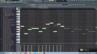 Fl Studio.Как сделать мелодию под акапеллу.