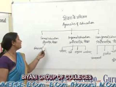 Agencies of Education, BEd,Education lecture by Mukesh kumari