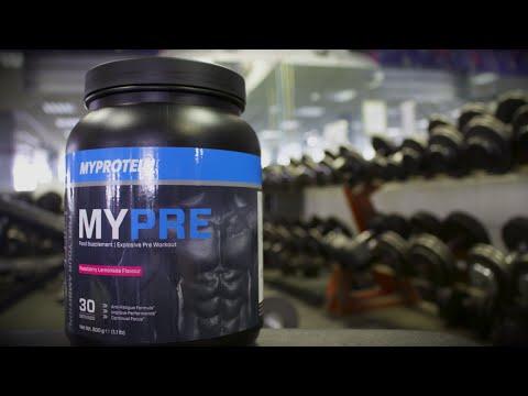 MYPRE Review (MyProtein)