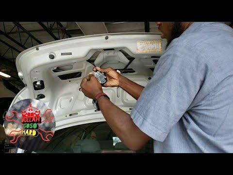 Hyundai Elantra Trunk Latch Replacement