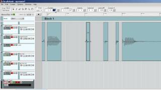 How 2 quantize your audio tracks n reason 6.wmv