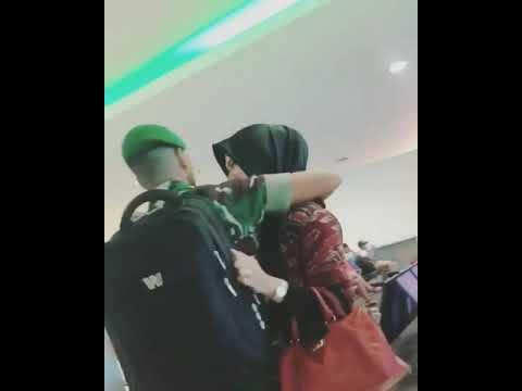 Beginilah ISTRI TNI ditinggal tugas😢😢
