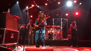 Steel Pulse - A Who Responsible - live in France 2015
