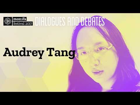 Stories from the Future of Democracy | Audrey Tang at MozFest