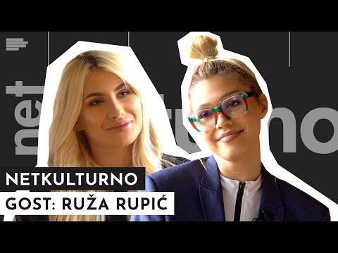 Ruža Rupić: Mnogima ne verujem! | NETKULTURNO | S01E37
