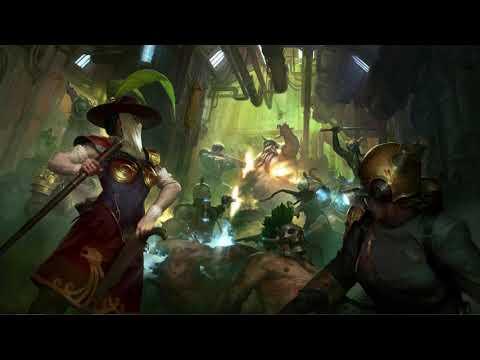 Men of War | Rogue Trader Combat Music