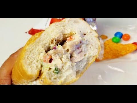 CHICKEN SALAD SANDWICH RECIPE IN ENGLISH