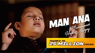 Download Muhammad Hadi Assegaf - Man Ana (Official Music Video)