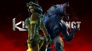 Killer Instinct Xbox One - Orchid vs Sabrewulf - Novios Jugando