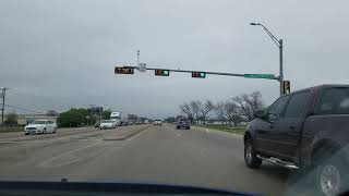 The Authorities Railroad Crossing Again, Near Frisco, TX