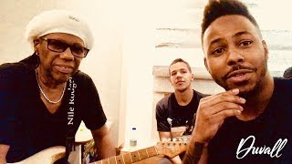 Working with Nile Rodgers at Abbey Road studios (DREAM come TRUE!) | I AM DUVALL #11