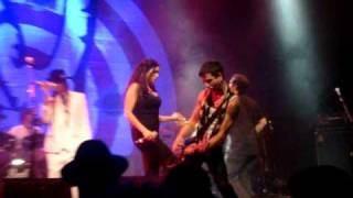 The Rocking Heads feat. Jolene Rust - Girlfriend Is Better (Live @ PTTP 2009 After-Party)